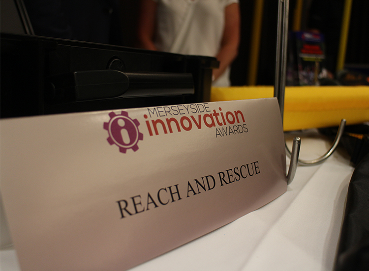 Merseyside Innovation Award, MIA, Reach and Rescue, Rescue Stick