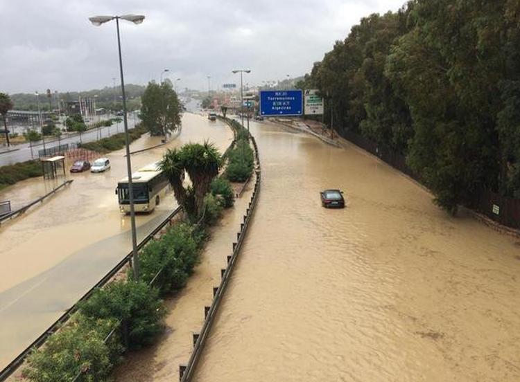 Flash Flooding, Malaga Floods, Flood Rescue Equipment, Wading Stick, Water Rescue