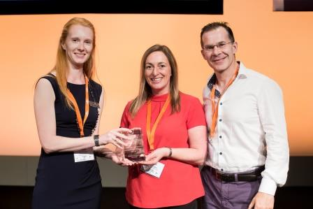 Reach and Rescue win the Product Innovation Catergory at VentureFest North West 2018