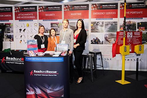 Seawork Exhibition Stand