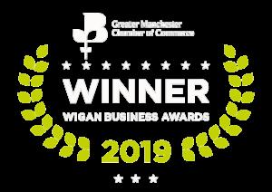 Wigan Business Awards Winner