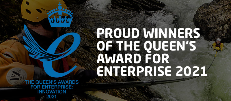 Reach and Rescue Queen's Award Winners Image