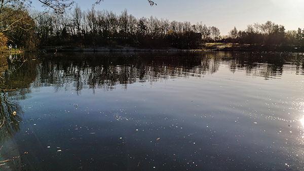 Open Water Reservoir